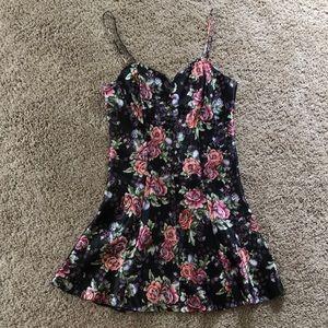 Vintage Victoria's Secret lingerie slip dress